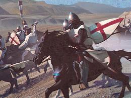 十字军的冲锋