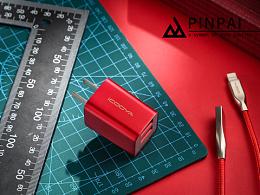 3C 电子产品 数据线 充电器 产品拍摄