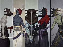 恶魔武士系列