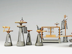 课题研究—《原.素》混凝土家具系列方案研究与实践