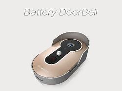 智能门铃工业设计#自发电门铃产品设计#带电池门铃外观设计