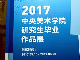 2017.5 央美研究生毕业展