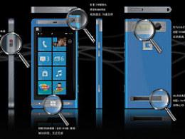手机设计-AI绘制-Gphone