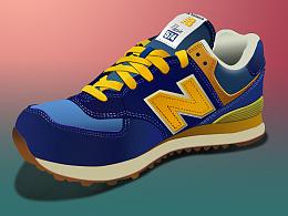 NB的鞋子