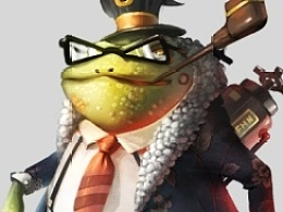 青蛙大叔!!