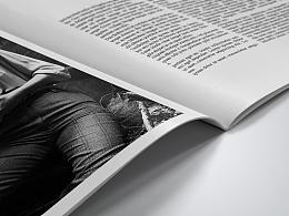 欧美风简洁画册排版练习(摄影素材来自网络)