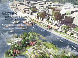 浅析现代城市新自然滨水景观设计#青春答卷2017#