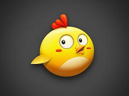 临摹锤子 Run Run Chicken 图标