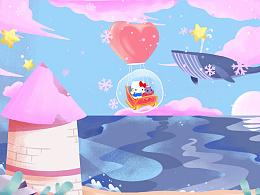 《天天爱消除》Hello Kitty 版本 宣传视频