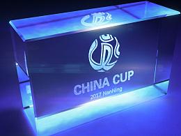 万达中国足球杯logo设计