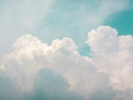 延时摄影-魔都的云