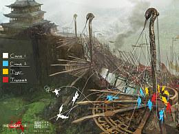 《长城》概念设计