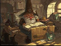 童话风格角色练习