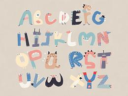 字母大变态