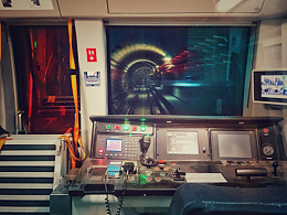 #承载梦想的地铁# 北京地铁影像记录