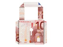 中信银行-国际金融展海报