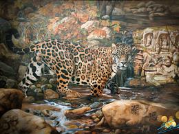2011年《流殇.澄思》——美洲虎