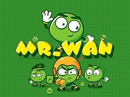 Mr.Wan(丸先生)