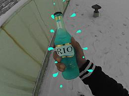锐澳鸡尾酒《RioDay纪实》