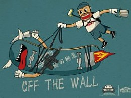 OFF THE WALL! 抢回街道!向梦想前进!