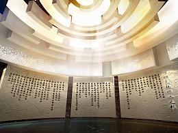 克拉玛依科技博物馆展厅设计