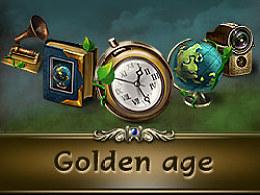 goldenage手机界面设计