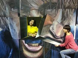北京墙体彩绘 3D立体画 3D壁画 手绘3D画作品展示