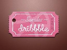 Sanadas'sdirbbble