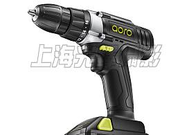 复合材质产品拍摄-无线锂电手枪钻拍摄加精修