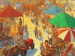 小市集 . 大世界