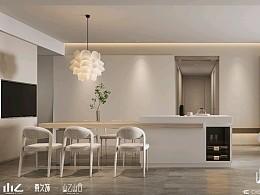 Design Space丨现代诧寂风.明昇壹城160㎡