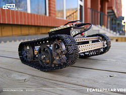 创客套件-机器人案例设计