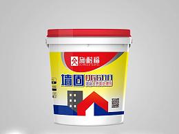 施耐福墙固混泥土界面剂包装设计-小设鬼