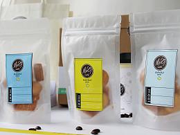 MEET-遇见/咖啡 品牌设计