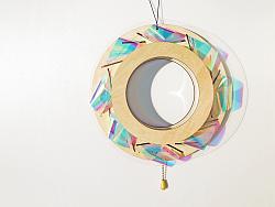 Candy Paper   材料研究主题——LED照明灯具设计