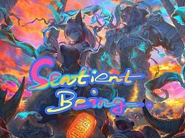 《Sentient beings》