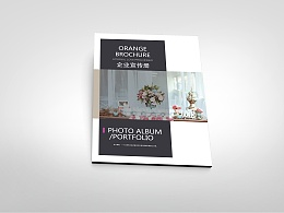 桔子摄影宣传册