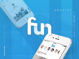 FUN app for iOS