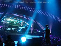 """2012张杰上海""""王者归来""""演唱会"""
