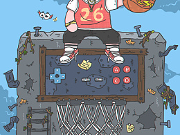 【猫春】虽然我不会打篮球