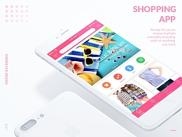 购物APP-概念设计
