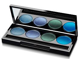 化妆品精修 烤眼影的各个角度