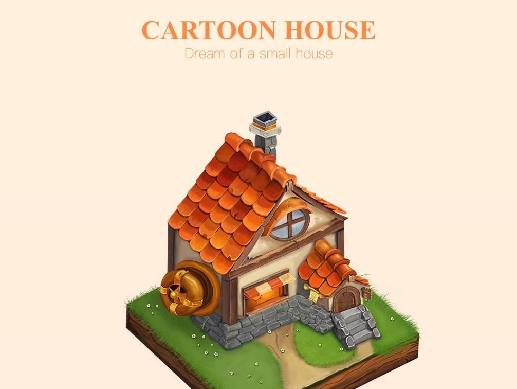 第一次大作业:手绘板 psmike大神小房子