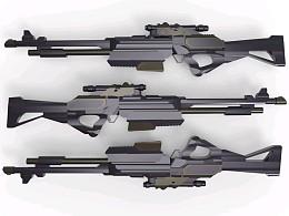 SDW狙击步枪,吾道原创