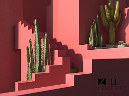 彩色的迷城 -  Color Space for 11