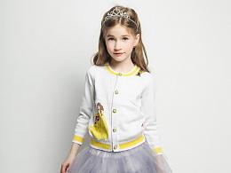 俄罗斯金发小公主