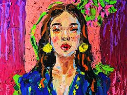 油画棒❥「1995」