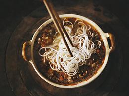 云南酸菜米线 | 味蕾时光