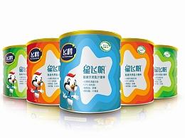 飞鹤奶粉产品外包装