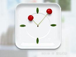 樱桃食钟送给女生们,节日快乐哈